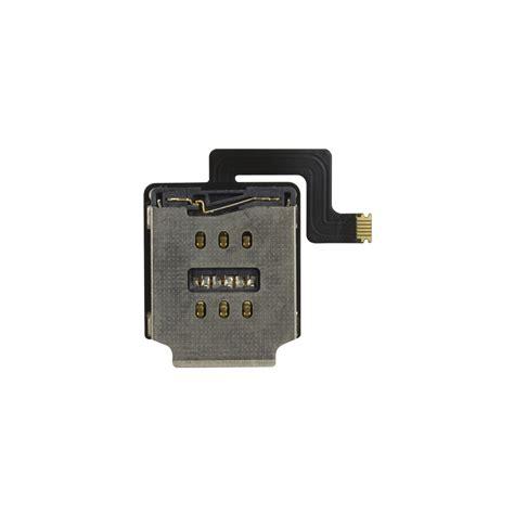 ipad air sim card bay  cable fixezcom
