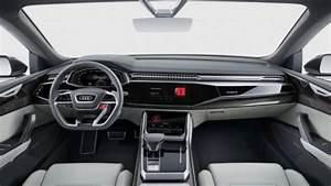 Audi Q8 Interieur : audi q8 audi bevestigt nieuwe q modellen en meerdere elektrische auto s ~ Medecine-chirurgie-esthetiques.com Avis de Voitures