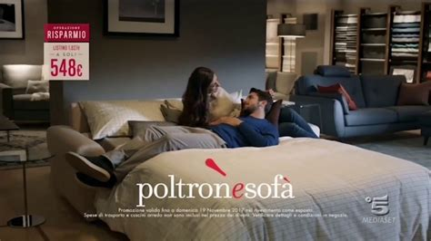 Poltrone E Sofa 2015 Youtube : Poltrone E Sofà Spot 2017