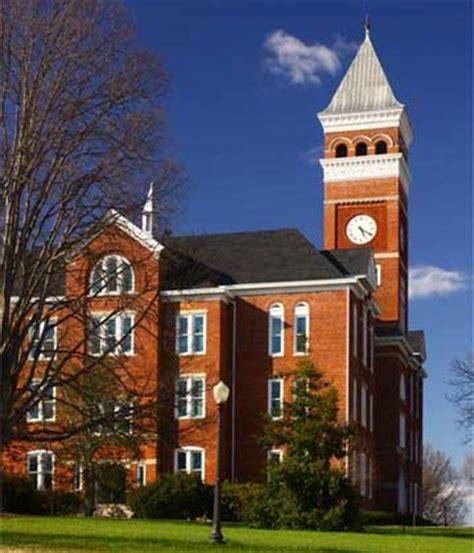 south carolina colleges universities alphabetical list