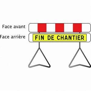 Fin De Chantier : panneau k2 fin de chantier reservoir tp ~ Mglfilm.com Idées de Décoration