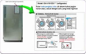 Lg Tips  U0026 Bantuan  Penyetelan Suhu Pada Kulkas Model 1 Pintu
