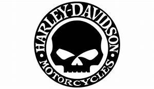 Harley Davidson Aufkleber : motorrad sticker harley davidson skull aufkleber wraparts ~ Jslefanu.com Haus und Dekorationen