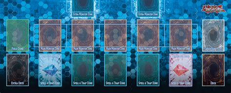 card zone template yugioh cards design templates