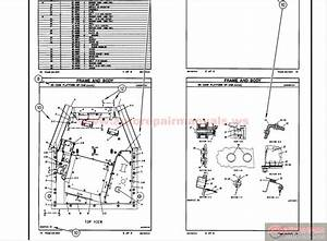 Cat 323d 323dl U0026323d Ln Excavators Parts Manual