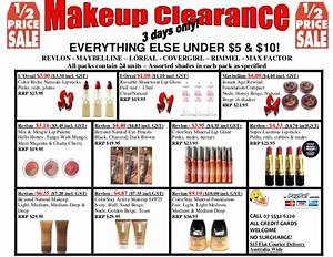 Wholesale Brand Name Cosmetics Clearance - Sale ends April ...