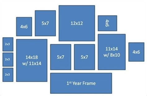 top ideas  create  diy photo gallery wall layouts diy