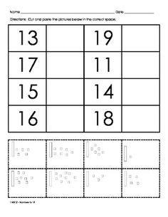 16 Best Images Of Ten Frames To 20 Worksheets For Kindergarten  Number Ten Frame Worksheets