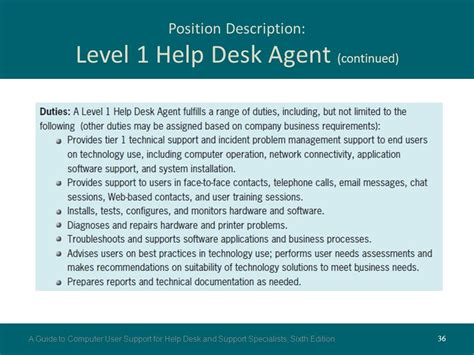 help desk support job description help desk level 1 job description desk design ideas