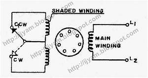 Shaded Pole Motor Schematic