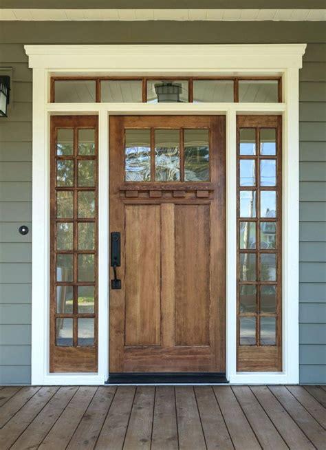 solid pine exterior doors exterior doors and screen doors