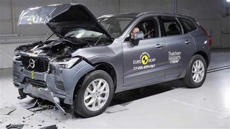 volvo xc  safest car   euro ncap crash test