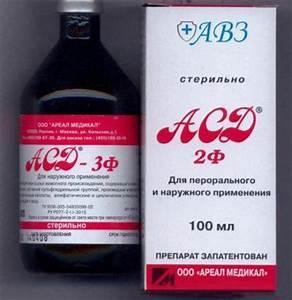 Асд 2 как принимать при псориазе