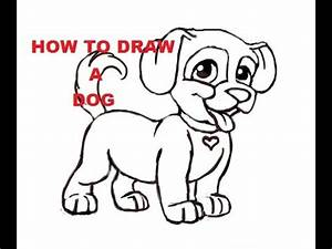 Dog Drawings For Kids - personalbeauty.info ...