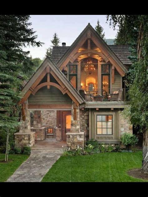 unique rustic mountain house plans  walkout basement small cottage homes cottage home