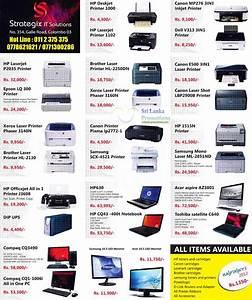 Epson Printer LQ300 Apr 2016 Sri Lanka Promotions