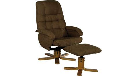canapé d angle microfibre convertible fauteuil relax inclinable et pivotant avec pouf microfibre
