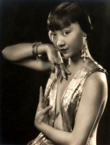 Anna May Wong by Edwin Bower Hesser (ca. 1920s ...