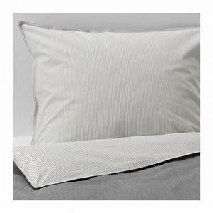 Ikea Housse De Couette : bl vinda housse de couette et taie 150x200 65x65 cm ikea ~ Preciouscoupons.com Idées de Décoration