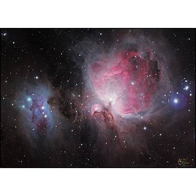 Great Orion Nebula Hubble - Pics about space