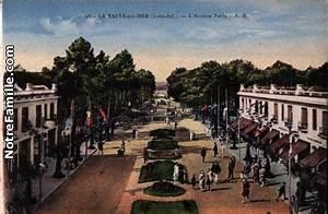Avenue De La Lieutenante La Baule : photos et cartes postales anciennes de la baule escoublac ~ Premium-room.com Idées de Décoration