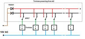 16v Ac To 12v Dc Converters For Tortoise Pm U0026 39 S - Electrics  Non-dcc