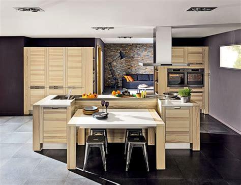 modele cuisine bois moderne modele de cuisine en bois moderne mzaol com