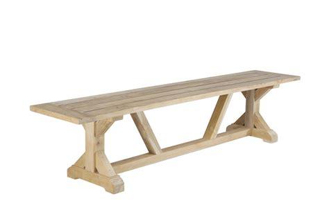 geneva bench reclaimed teak furniture indonesia