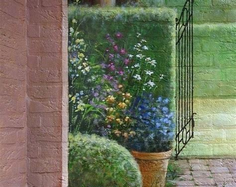 amazing painting ideas  brick walls creating optical