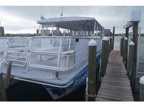 Catamaran Passenger Boats For Sale by 2012 Used Corinthian 45 Passenger Catamaran Dive