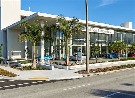 Bmw Of Fort Lauderdale by Bmw Of Fort Lauderdale Miller Construction Company