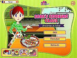jeux de l ecole de cuisine de gratuit brochettes de kebab école de cuisine de