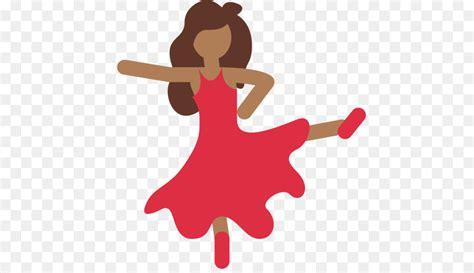 Dancing Emoji Dance Flamenco Emojipedia