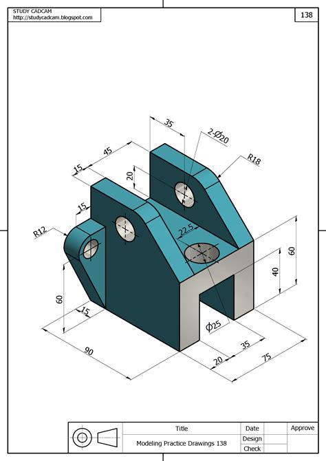 pin  studycadcam   modeling practice pinterest