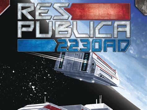 Res A by Res Publica 2230ad Spiel Anleitung Und Bewertung Auf