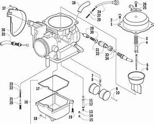 Arctic Cat Engine Diagram