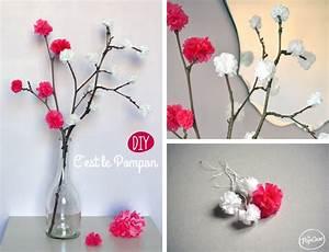 Faire Des Pompons : faire un bouquet avec des sacs plastique thepopcase ~ Zukunftsfamilie.com Idées de Décoration