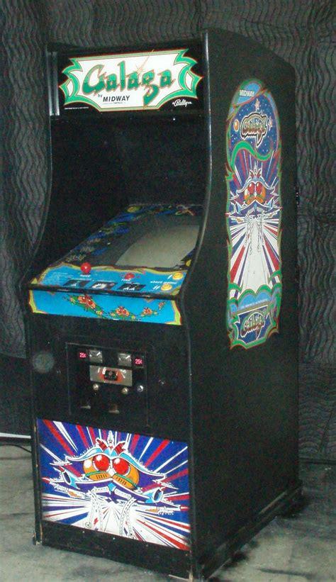 galaga arcade video game video arcade machines