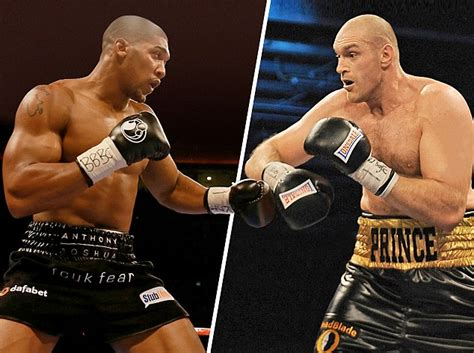 Anthony Joshua will be first to stop Kevin Johnson in 36 ...