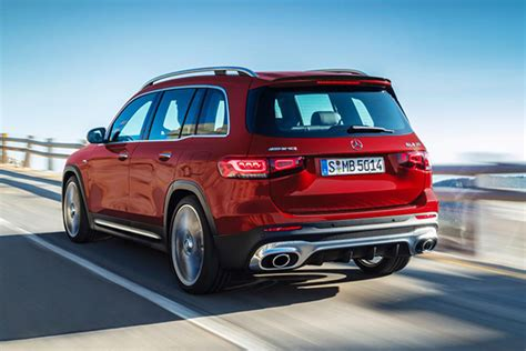 It's not a characterful or engaging machine as such, but the combination of raised. 2020 Mercedes-AMG GLB 35 is available to order now | Mercedes-Benz Worldwide