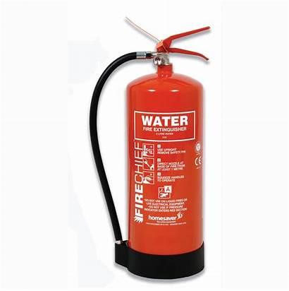 Fire Extinguisher Water Class Fires Litre Guarantee