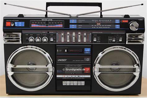 Unisef Sz 5000 Sl Ghettoblaster Crown Sz 5000 Sl Boombox