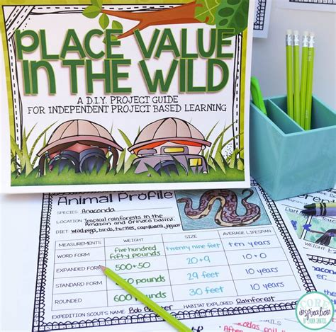 25 Best Place Value Images On Pinterest  Teaching Math, Math Activities And Place Values