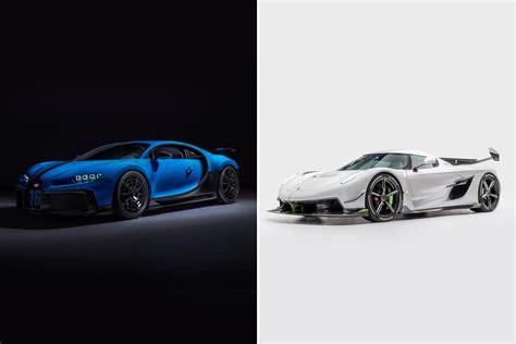 Today we have the koenigsegg jesko vs. Design Battle: Bugatti Chiron Pur Sport v Koenigsegg Jesko   CarExpert