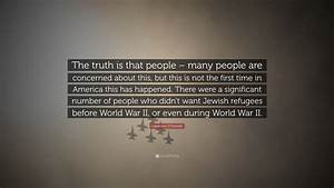 Lawrence O'... Jewish Refugees Quotes