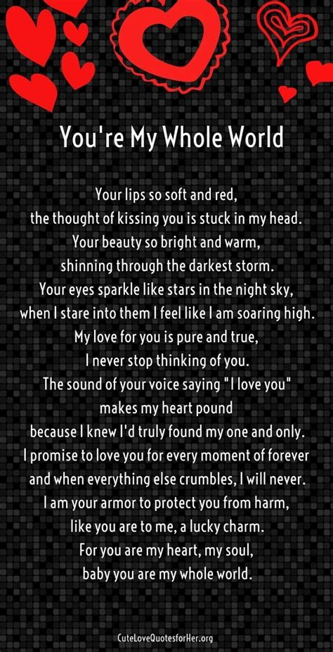 quotes  inspiration  love love poems