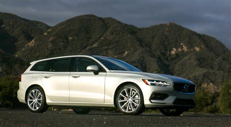new 2019 volvo v60 2019 volvo v60 review volvo completes new car cycle with