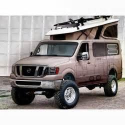 Nissan NV Camper Van