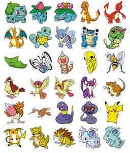 pokemon 1 to 30