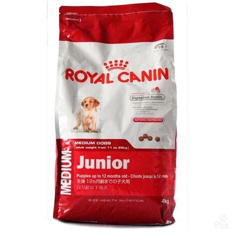 royal canin medium junior royal canin medium junior food